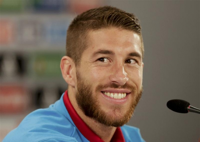 Spain Defender Sergio Ramos Believes Having The 2014 FIFA World Cup In Brazil Makes Tournament Extra Special