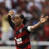 Ronaldinho was in electrifying form against Santos