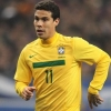 Hernanes did much to help his claims for a place in the Brazil squad