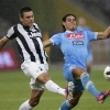 Lúcio in action for Juve