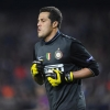 Julio César spent seven years at the San Siro