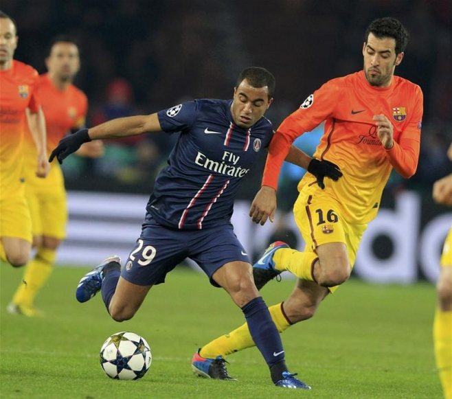 Manchester United Target Lucas Moura Won't Leave PSG