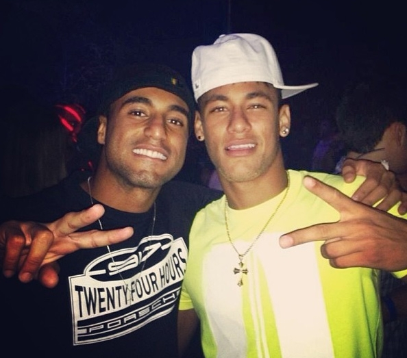 Neymar And Lucas Moura: Ahead Of The Manchester City Game, Barcelona's Neymar