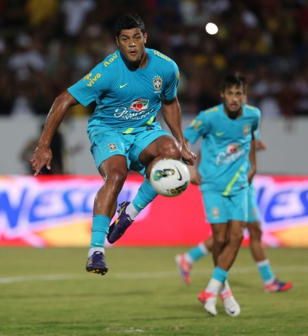 Hulk Brazil Football: Hulk Excited By Vilas Boas' Zenit Appointment