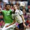 Luiz Gustavo enjoying life at Wolfsburg