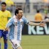 The King doesn't rate Messi's Argentine form