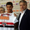 Denilson is in his second spell at Tricolor