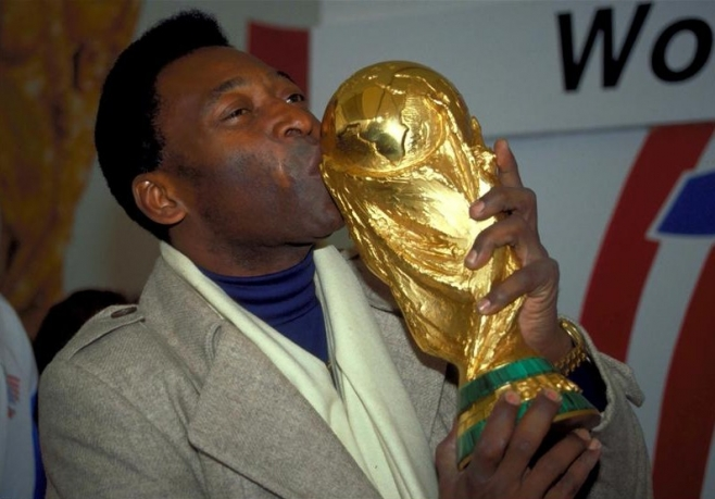 Tim Vickery Column: 'Pele and the World Cup are synonymous'