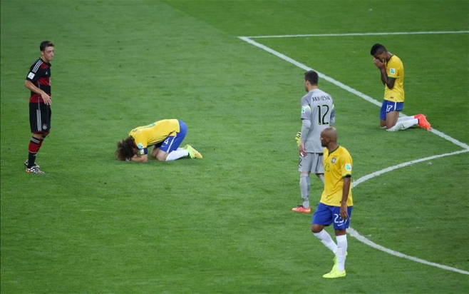 Tim Vickery Column: A look at Brazil's capitulation against Germany and what now for Luiz Felipe Scolari
