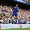 Costa is already a favourite with the Stamford Bridge crowd