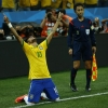 Neymar was one of the stars of the World Cup