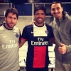 Maxwell is playing for PSG