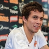 Bernard returned to action for Shakhtar Donetsk
