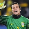 Julio Cesar missed the game against Estoril