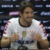 Pato played for Corinthians. Now he is at Sao Paulo
