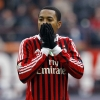 Robinho during his time at AC Milan