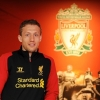Lucas missed out on Liverpool's Wembley tie through injury