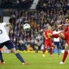 Liverpool's Philippe Coutinho shoots at goal during their Premier League match against West Bromwich Albion at The Hawthorns on 25th April, 2015