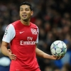 Andre Santos during his Arsenal career