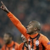 Douglas Costa in action for Shakhtar