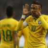 Brazil struggled against Paraguay the suspended Neymar