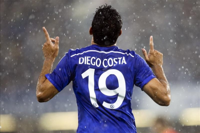 Chelsea's Diego Costa is the Premier League's own Jekyll and Hyde character
