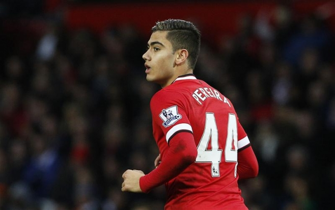 Manchester United's Pereira sparkles on debut