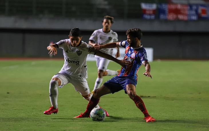 Bahia Stun Atletico Mineiro With Comeback To Stage A 3 1 Win At Home Sambafoot