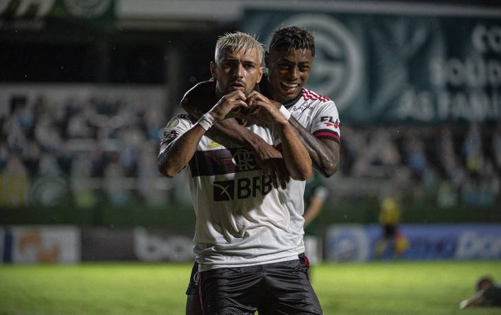 Flamengo return to winning ways in the Brasilerao with 3-0 victory over  Goiás – Sambafoot