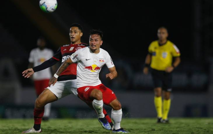 Red Bull Bragantino vs Flamengo