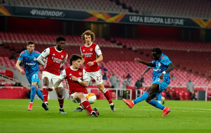 Arsenal vs Olympiakos